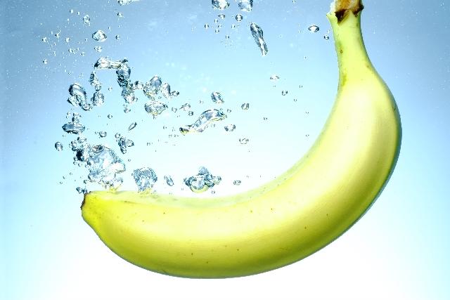 精神を安定させるバナナの健康効果でうつ病予防